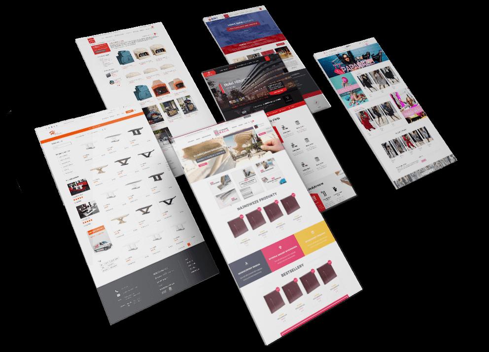 Tworzenie sklepów internetowych Luboń
